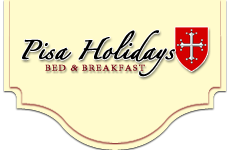 Logo Pisa Holidays Bed and Breakfast